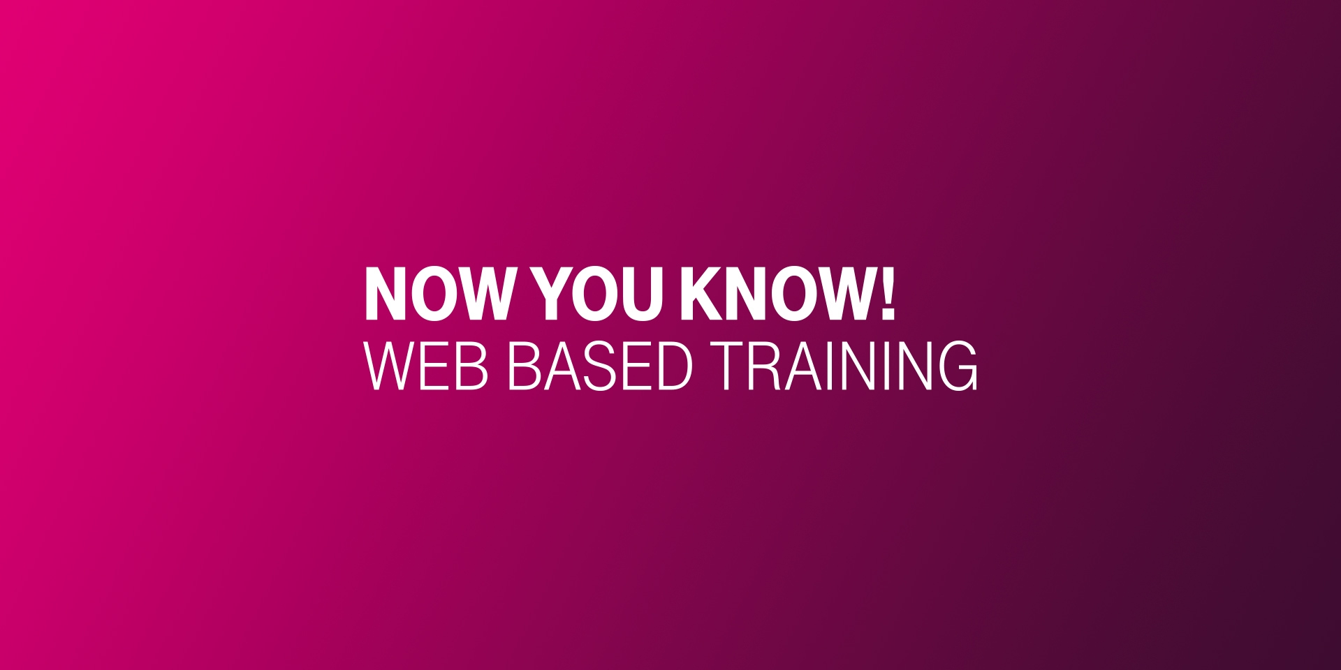 Telekom – Web Based Training