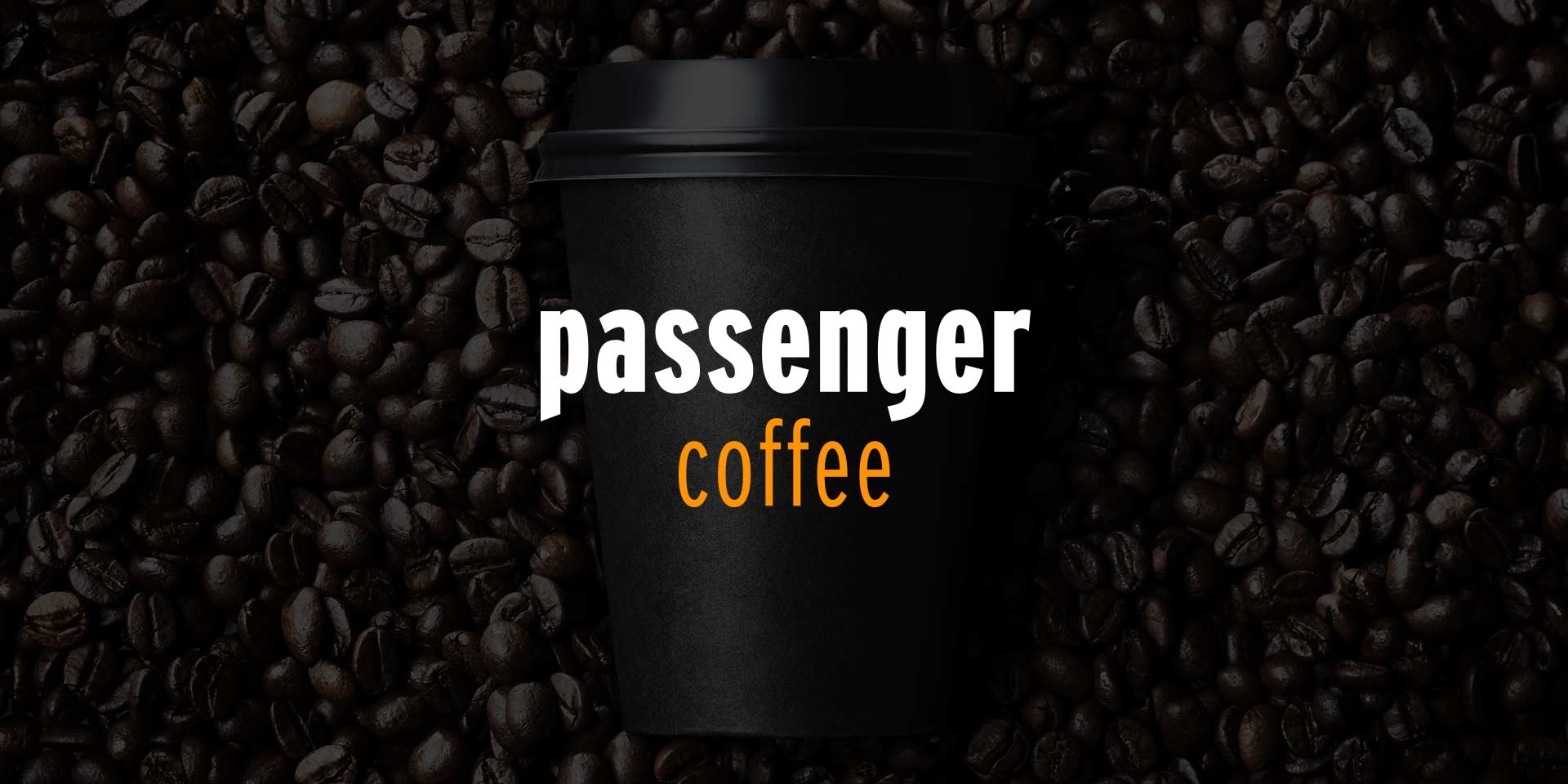Passenger Coffee – Logo Draft